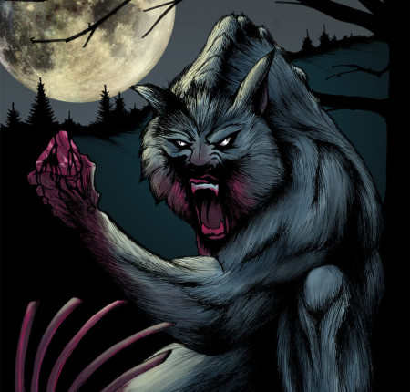 Werwölfe von Düsterwald