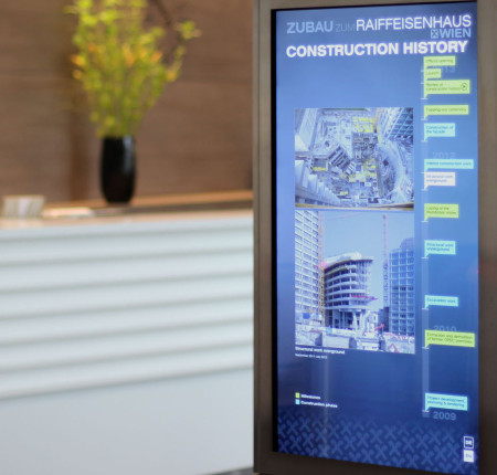 New Raiffeisen Building Vienna